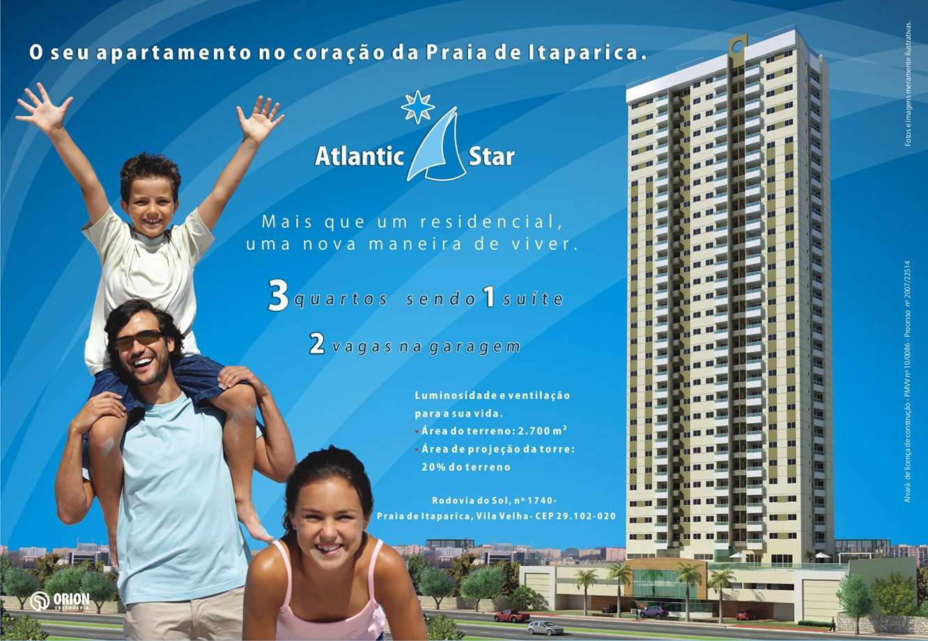 Residencial Atlantic Star   Revista Pagina02 03