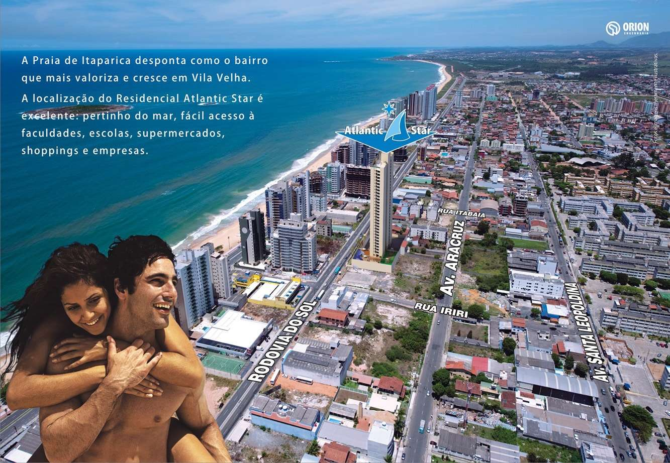 Residencial Atlantic Star   Revista Pagina04 05
