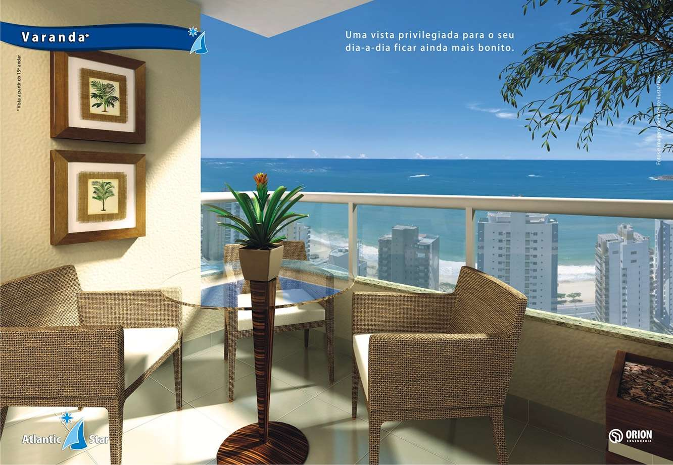Residencial Atlantic Star   Revista Pagina08 09