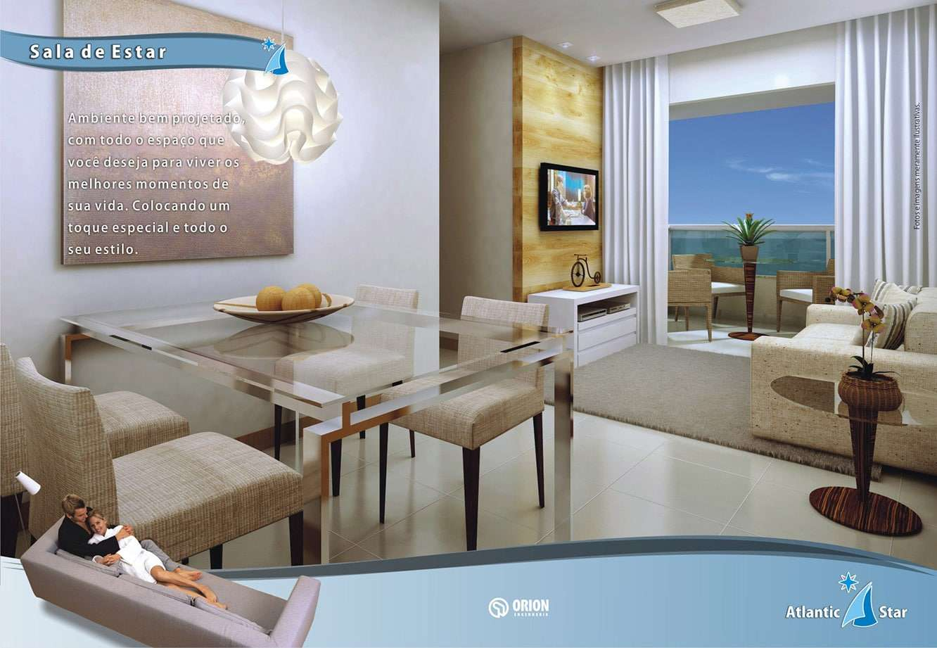 Residencial Atlantic Star   Revista Pagina10 11