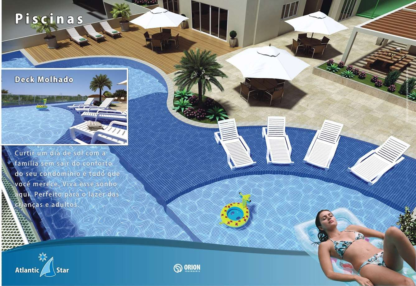Residencial Atlantic Star   Revista Pagina20 21