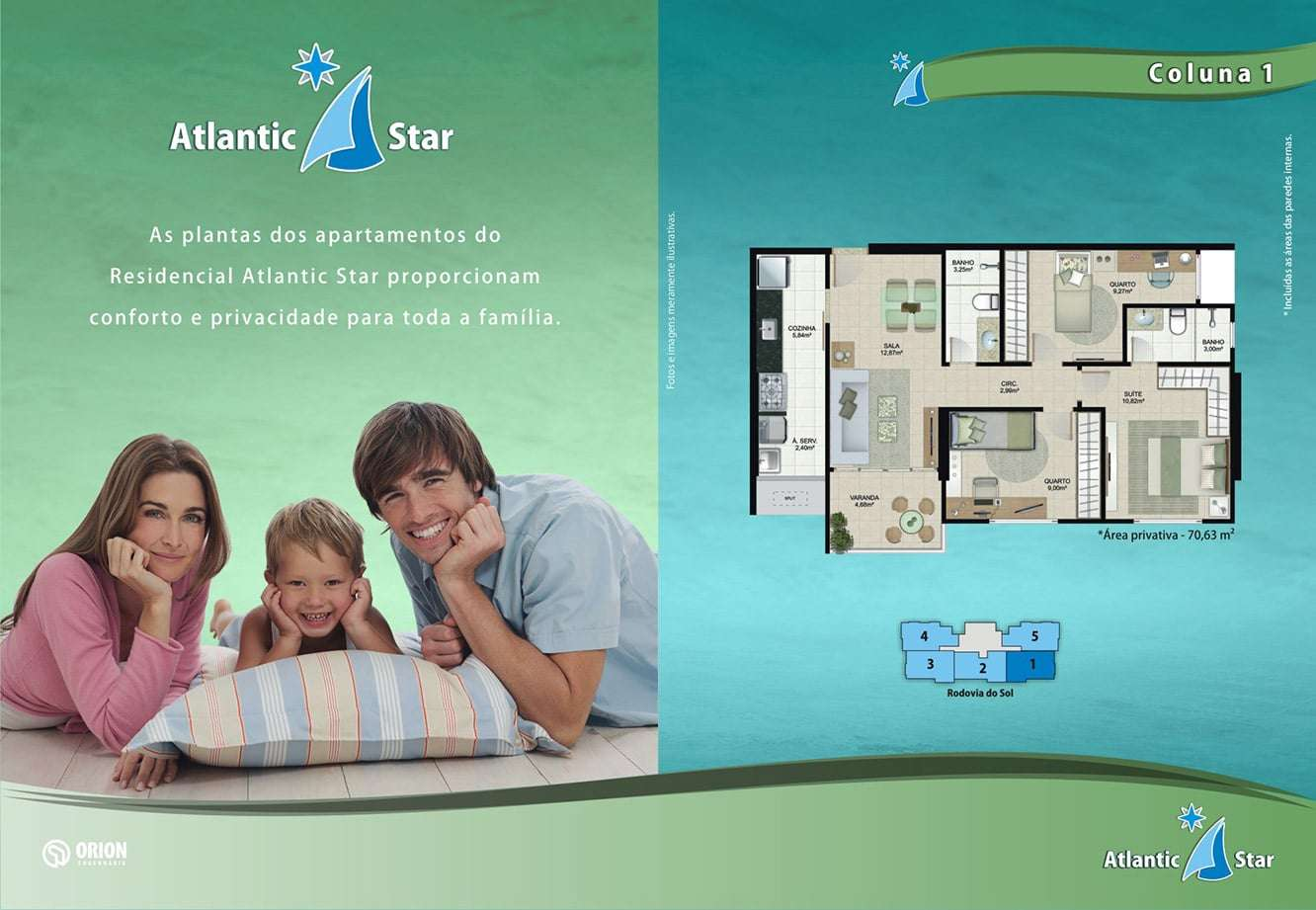 Residencial Atlantic Star   Revista Pagina28 29